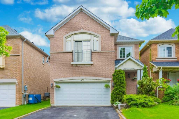 461 Dalmuir Mews, Mississauga