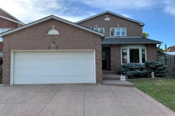 397 Baggetta Cres, Mississauga
