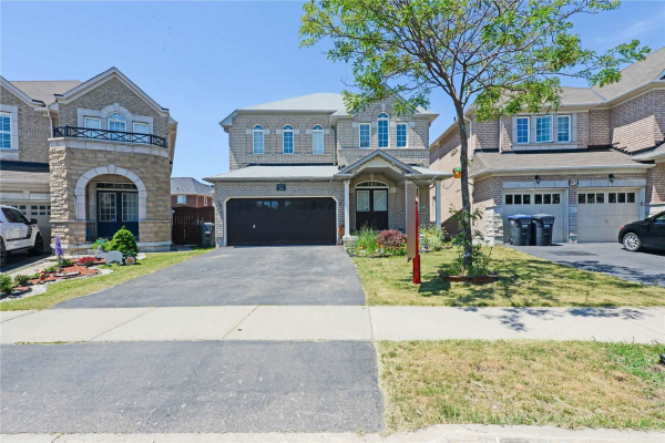 93 Mission Ridge Tr, Brampton
