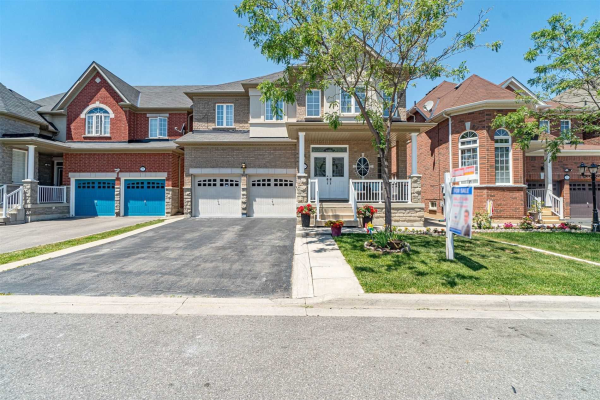 29 Gamecreek Cres, Brampton