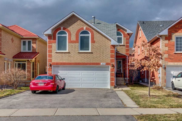 115 White Tail Cres, Brampton