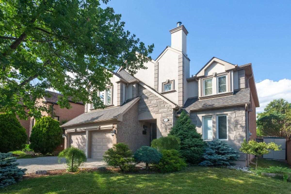 1246 Saddler Circ, Oakville