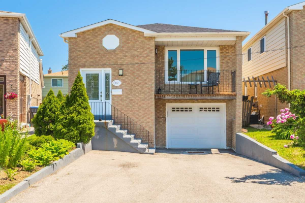 167 Morton Way, Brampton
