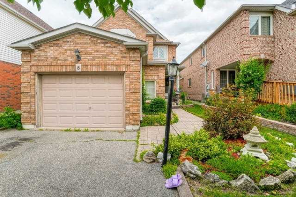 8 Furrows End, Brampton