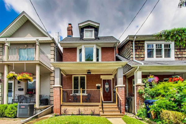 144 Morrison Ave, Toronto