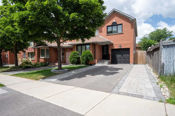 49 Fern Valley Cres, Brampton