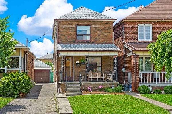 91 Bowie Ave, Toronto