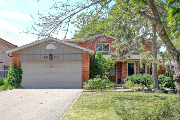 1827 Deers Wold, Mississauga