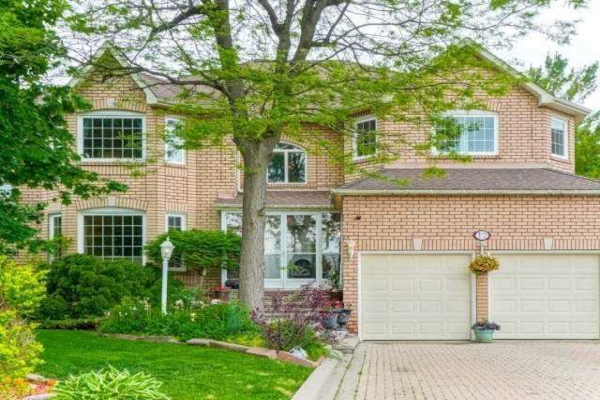 12 Cliffview Crt, Caledon
