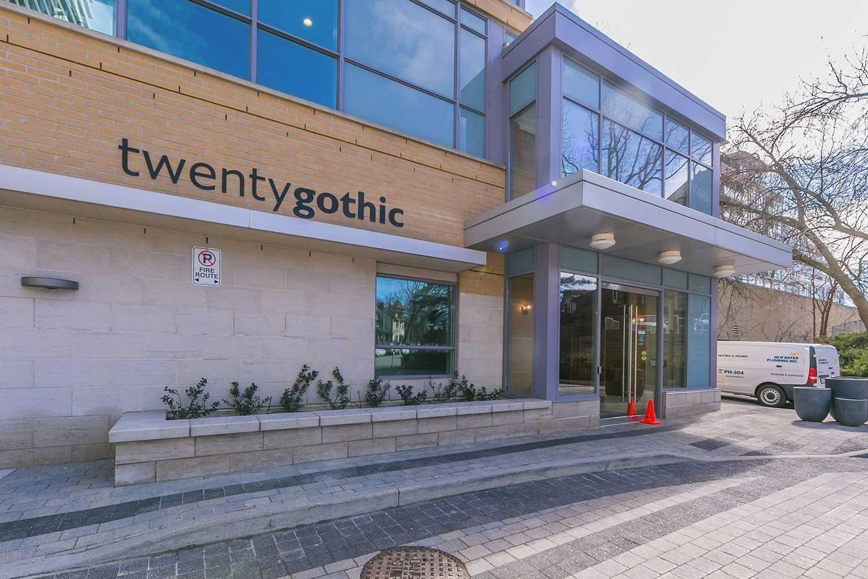 #211 - 20 Gothic Ave, Toronto