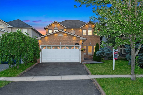 3848 Periwinkle Cres, Mississauga