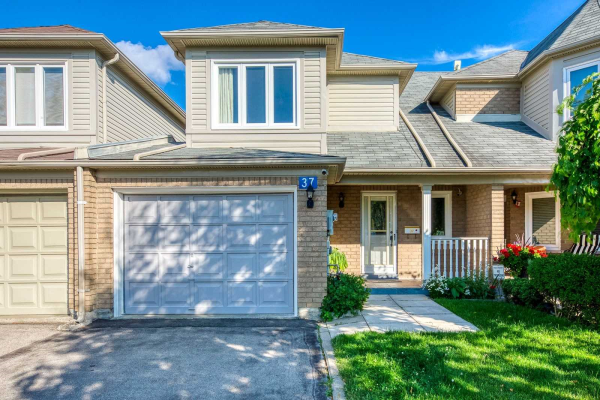 37 Woodstream Ave, Brampton