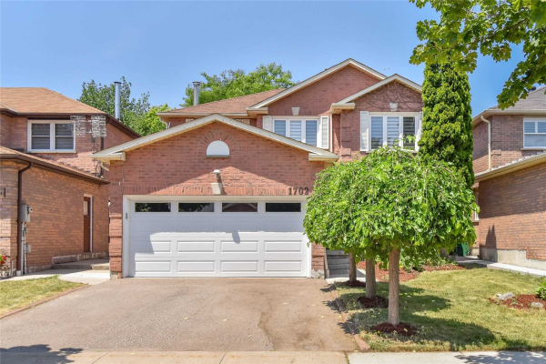 1702 Village View Pl, Mississauga