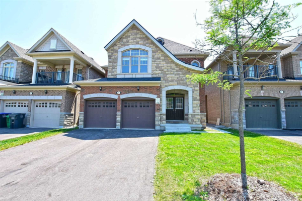 5 Hogan Manor Dr, Brampton
