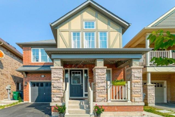 43 Haverty Tr, Brampton