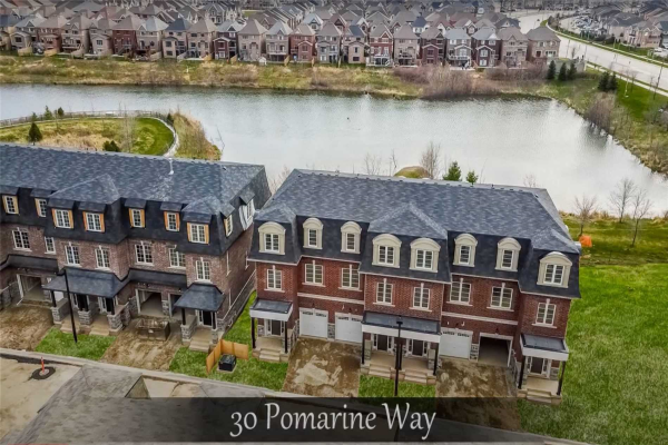 30 Pomarine Way, Brampton