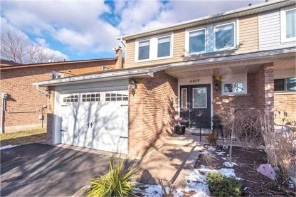 6419 Chaumont Cres, Mississauga