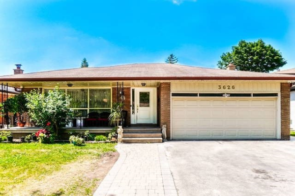3626 Logmoss Cres, Mississauga