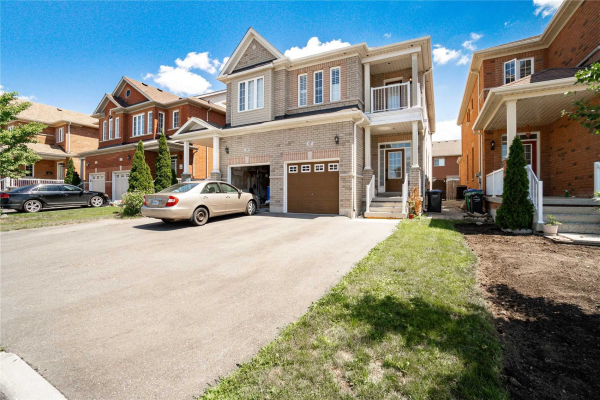 17 Calm Waters Cres, Brampton