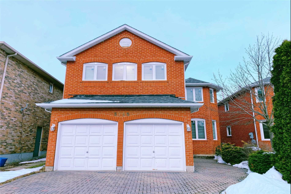 5195 Warwickshire Way, Mississauga