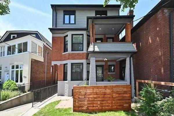 632 Indian Rd, Toronto