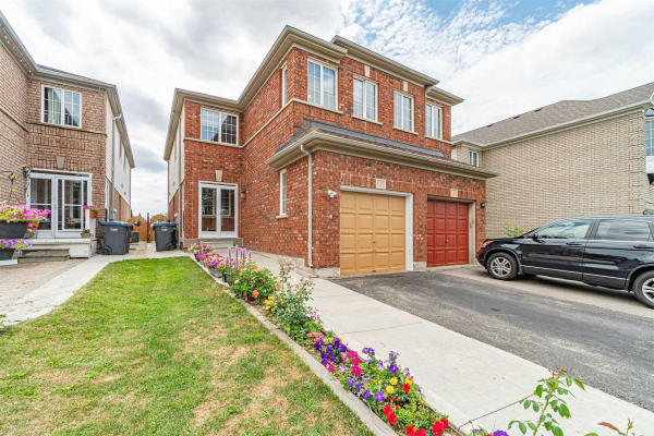 137 Willow Park Dr, Brampton
