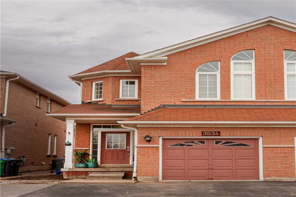3534 Fountain Park Ave, Mississauga