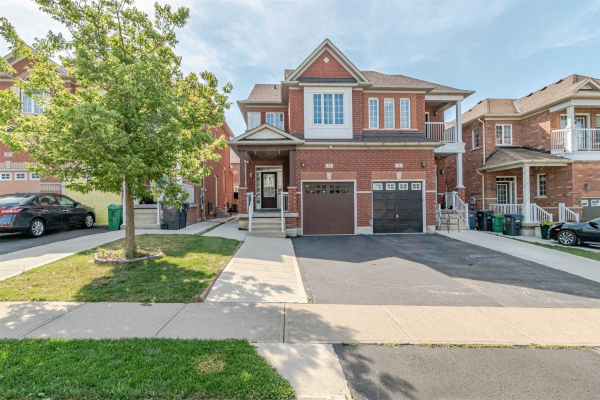 33 Palm Tree Rd, Brampton