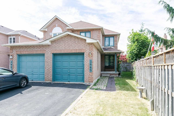 3885 Rippleton Lane, Mississauga