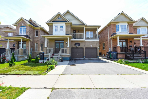 164 Fairwood Circ, Brampton