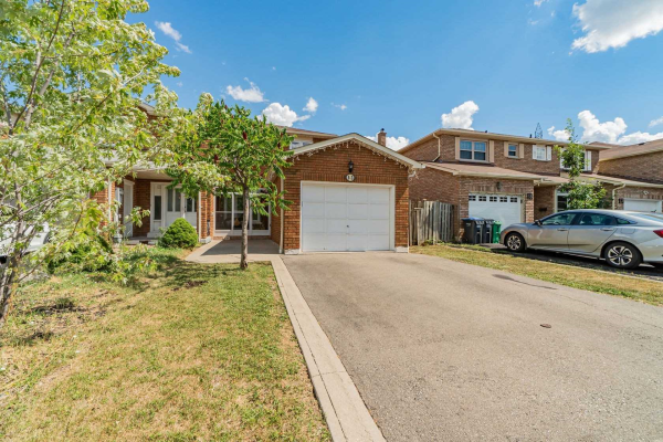 53 Dutch Cres, Brampton