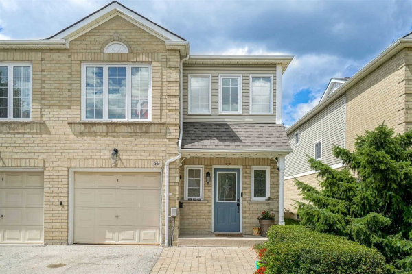 59 Hartnell Sq, Brampton