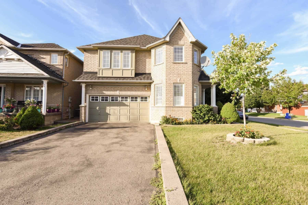 72 Fandor Way, Brampton