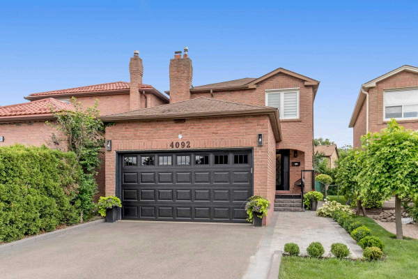 4092 Forest Fire Cres, Mississauga