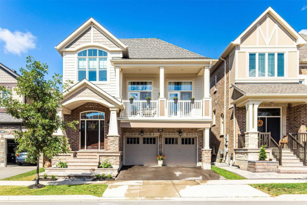 291 Wisteria Way, Oakville