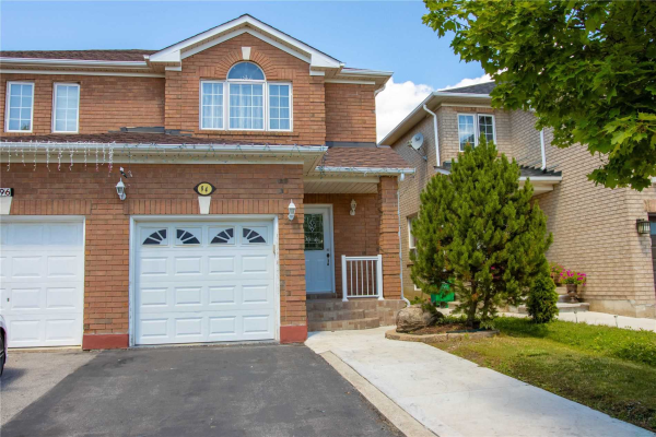 94 Lake Louise Dr, Brampton