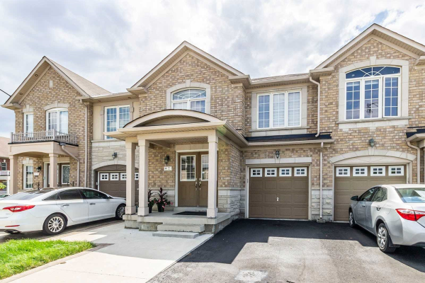 7 Fairwood Circ, Brampton