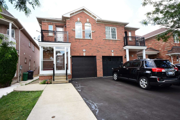 26 Secord Cres, Brampton