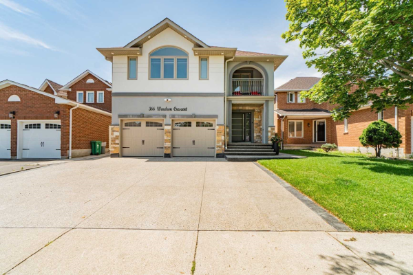 366 Wendron Cres, Mississauga