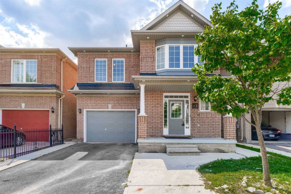 62 Sled Dog Rd, Brampton