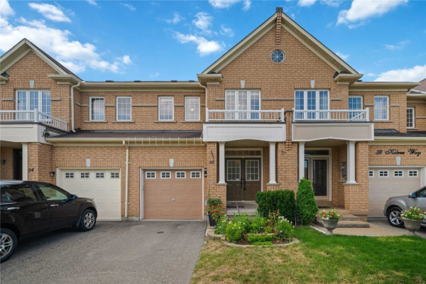 36 Kilrea Way, Brampton