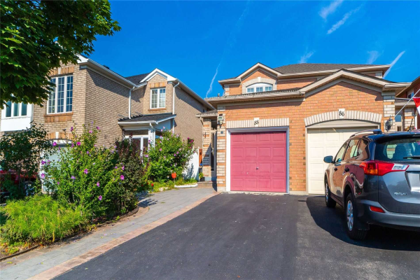 88 Lake Louise Dr, Brampton