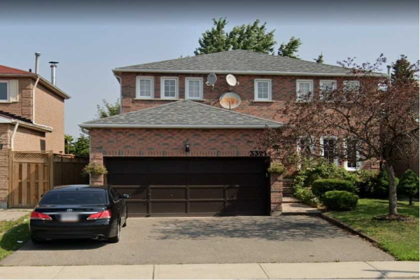 3321 Colonial Dr, Mississauga