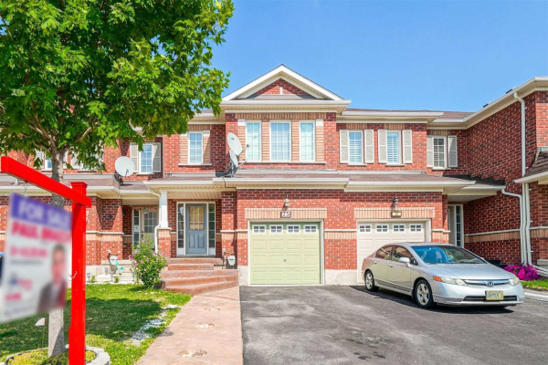 25 Wicklow Rd, Brampton