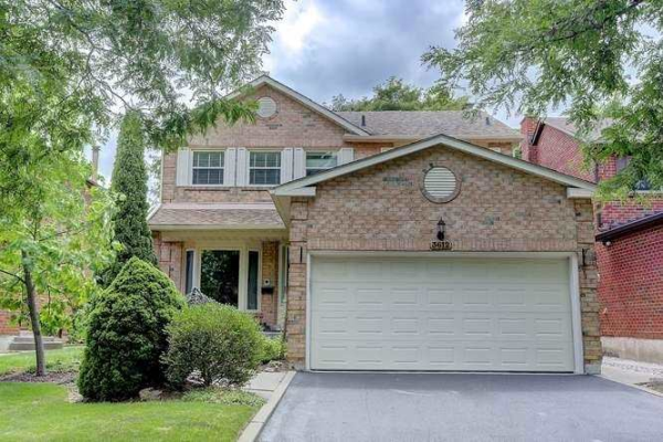3612 Kelso Cres, Mississauga
