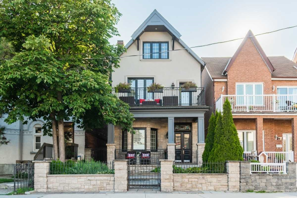 64 Brock Ave, Toronto
