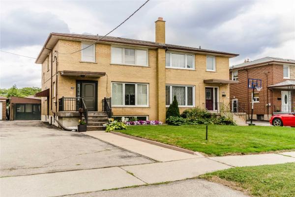 448 Glen Park Ave, Toronto