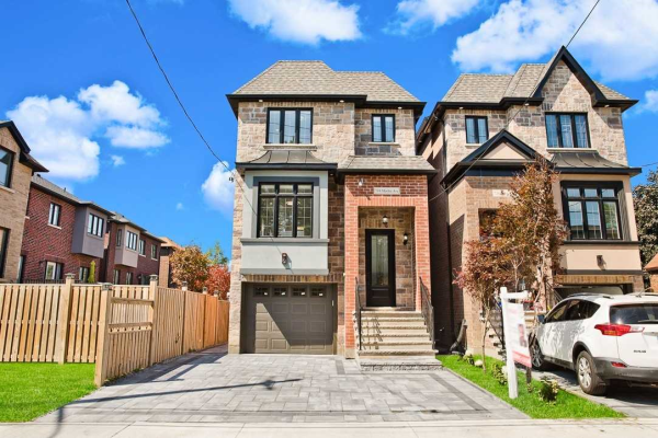 718 Marlee Ave, Toronto