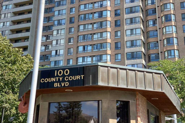 100 County Court Blvd, Brampton