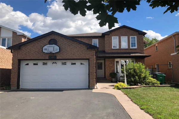 1582 Meadowfield Cres, Mississauga